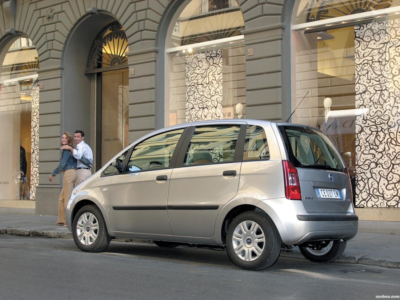 Foto 22 de Fiat Idea 2003