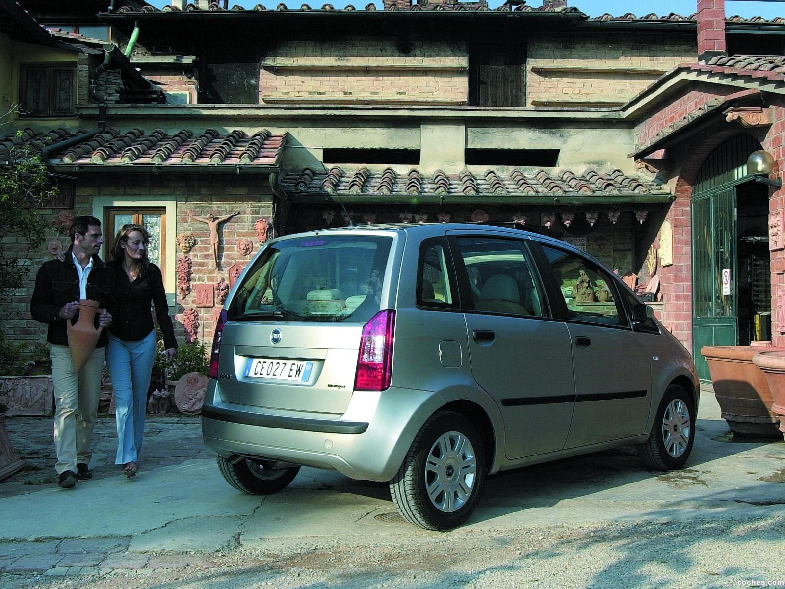 Foto 21 de Fiat Idea 2003