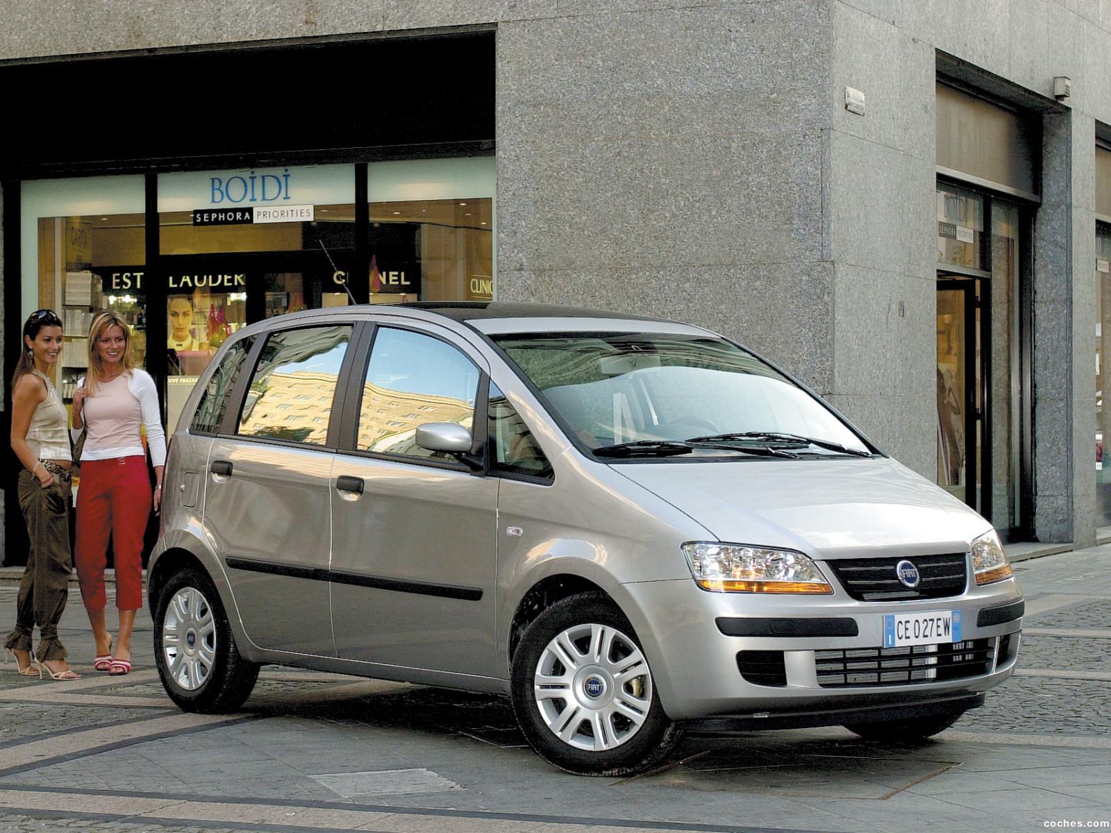 Foto 19 de Fiat Idea 2003