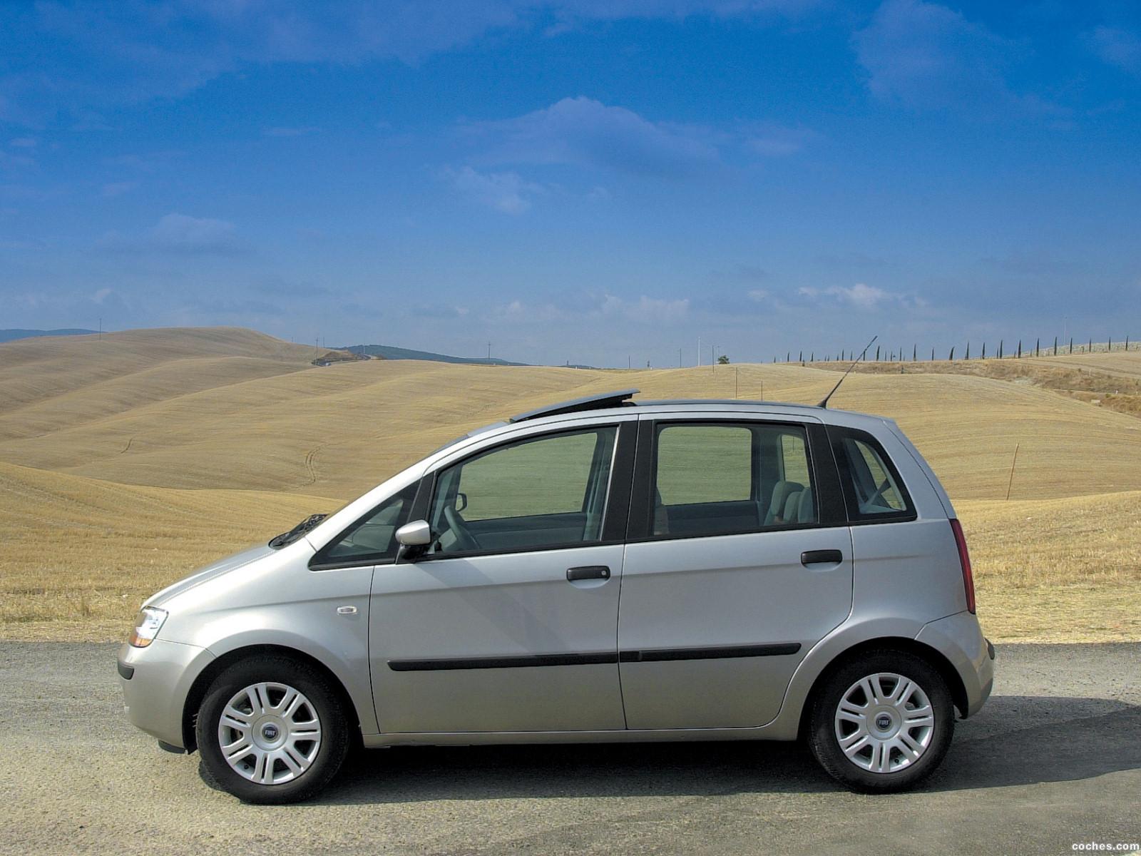 Foto 17 de Fiat Idea 2003