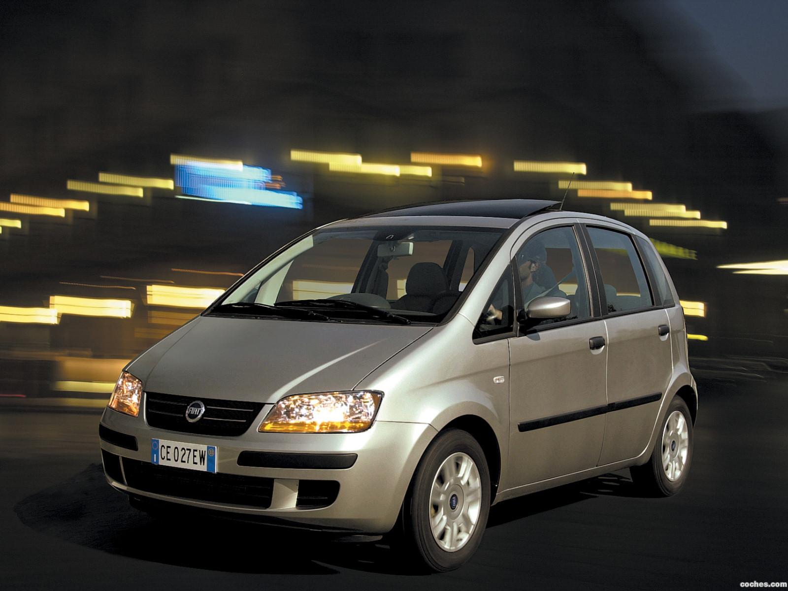 Foto 15 de Fiat Idea 2003