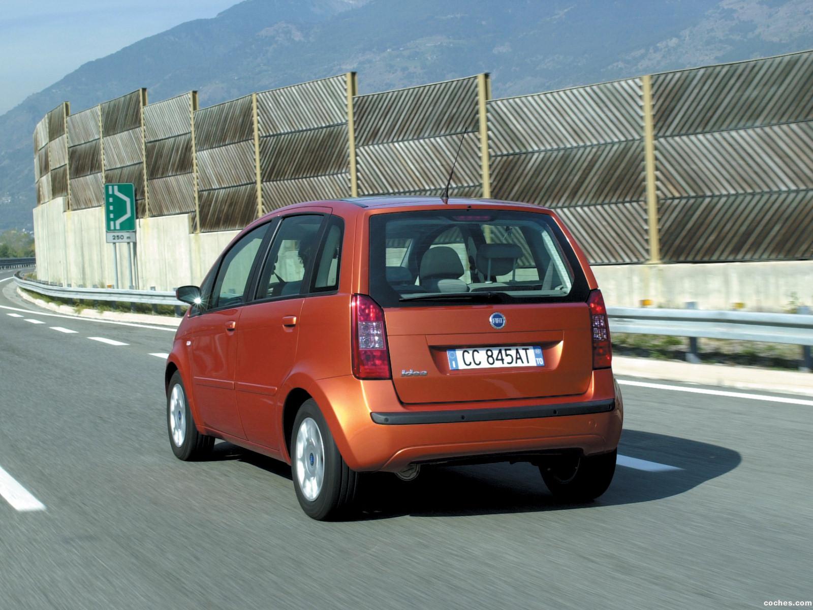 Foto 32 de Fiat Idea 2003