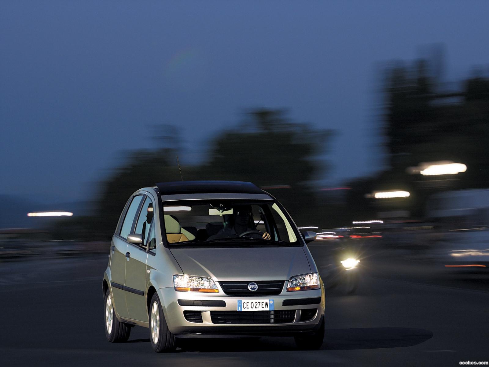 Foto 12 de Fiat Idea 2003