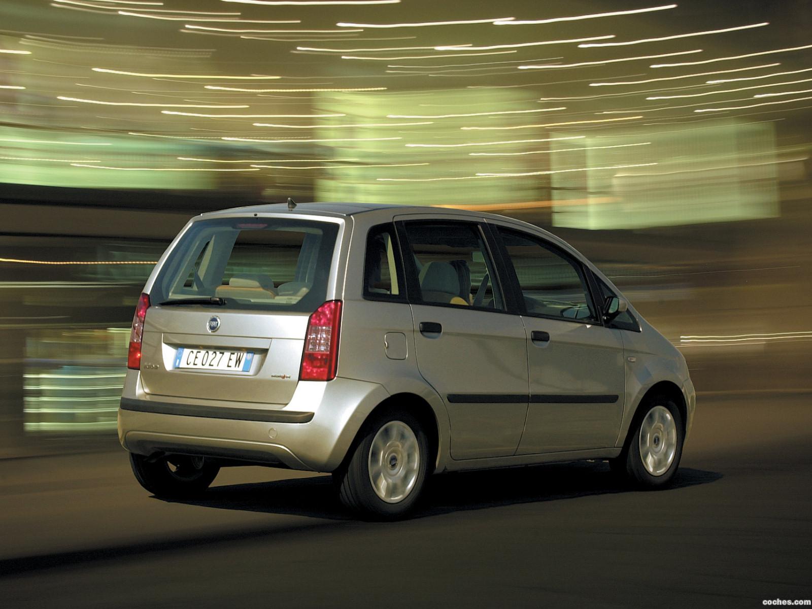 Foto 11 de Fiat Idea 2003