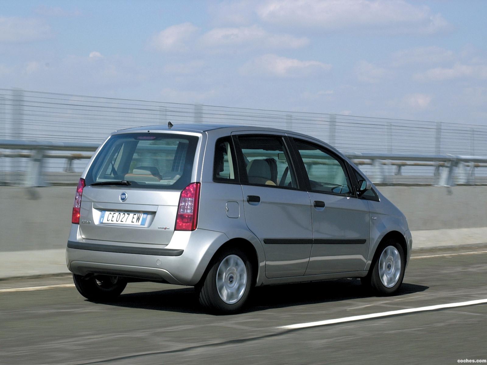 Foto 9 de Fiat Idea 2003