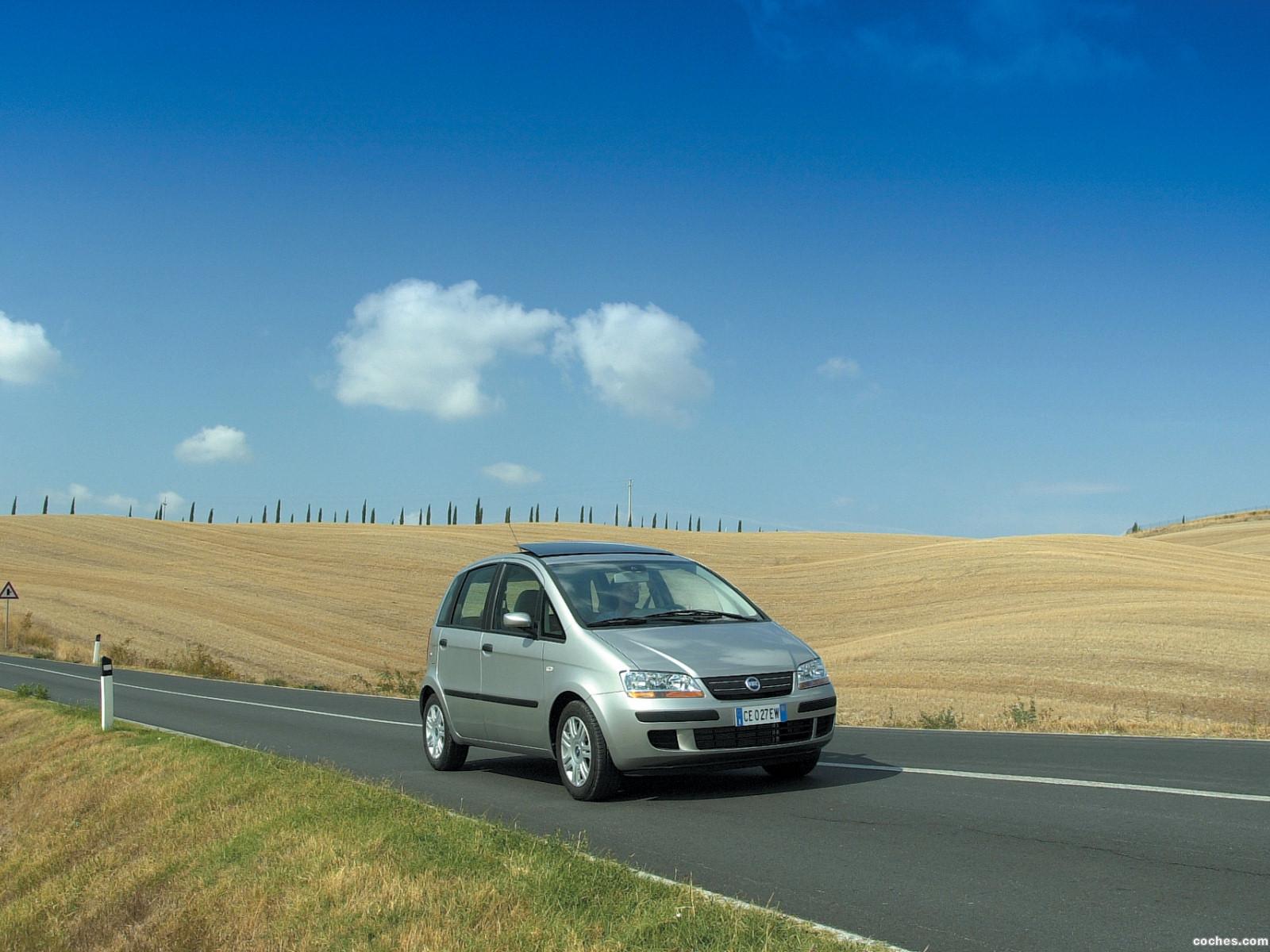 Foto 6 de Fiat Idea 2003