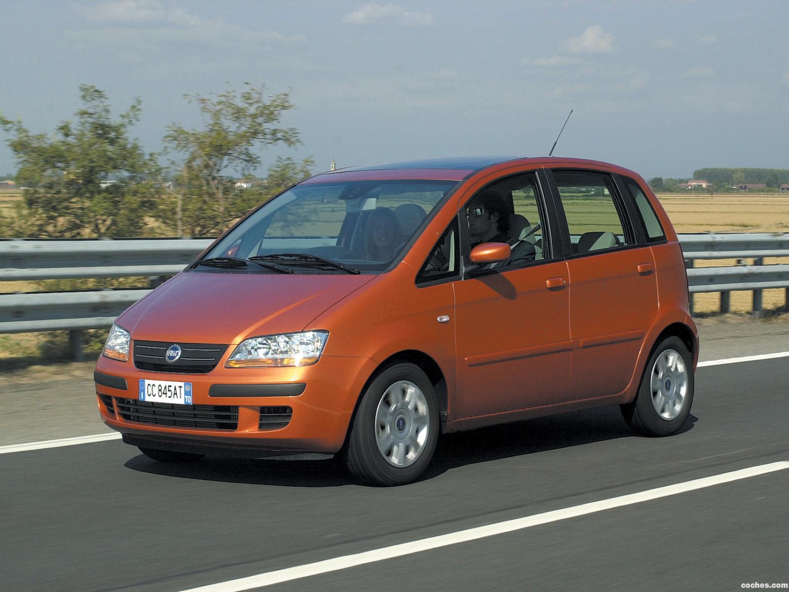 Foto 4 de Fiat Idea 2003