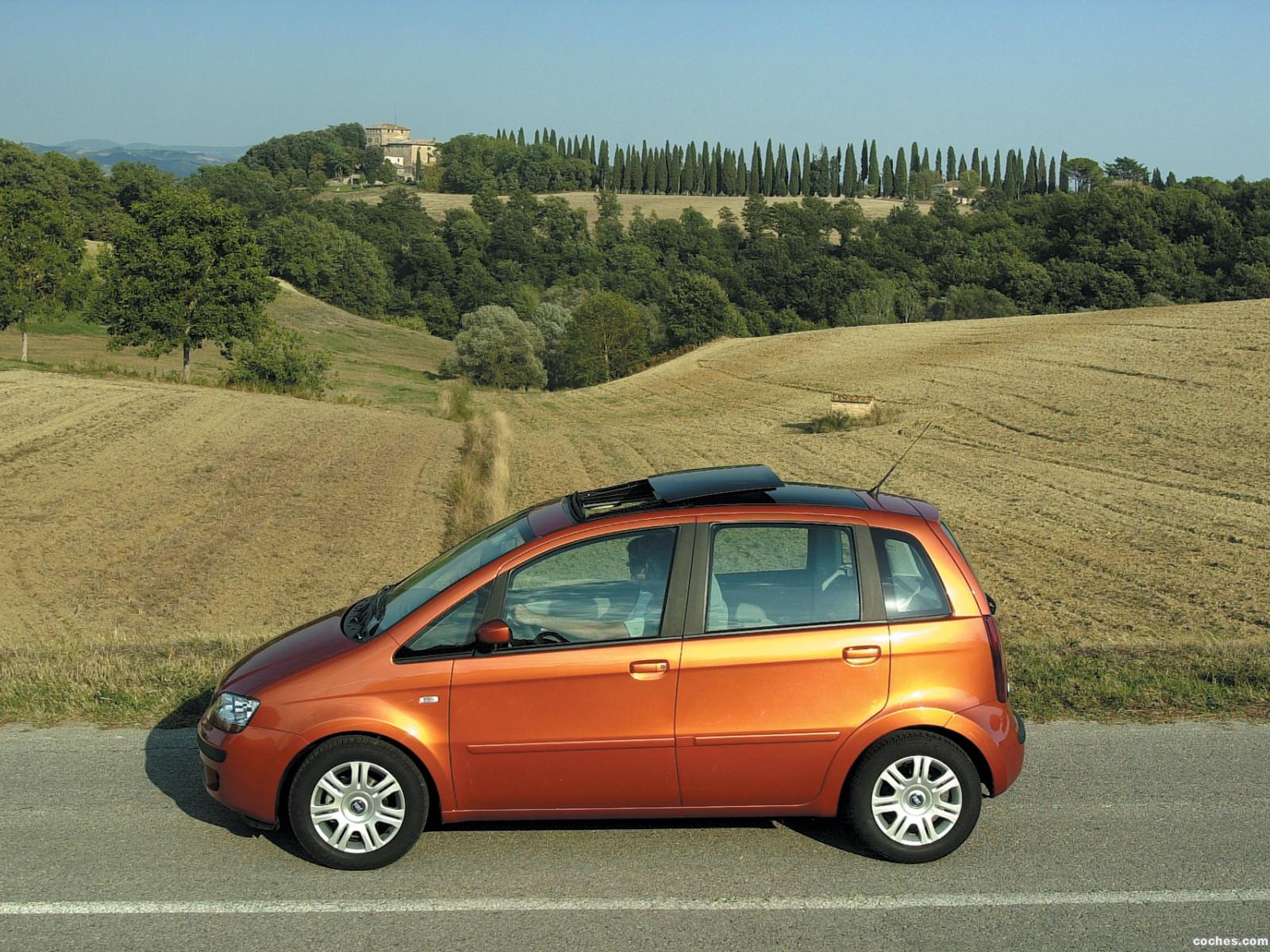 Foto 3 de Fiat Idea 2003