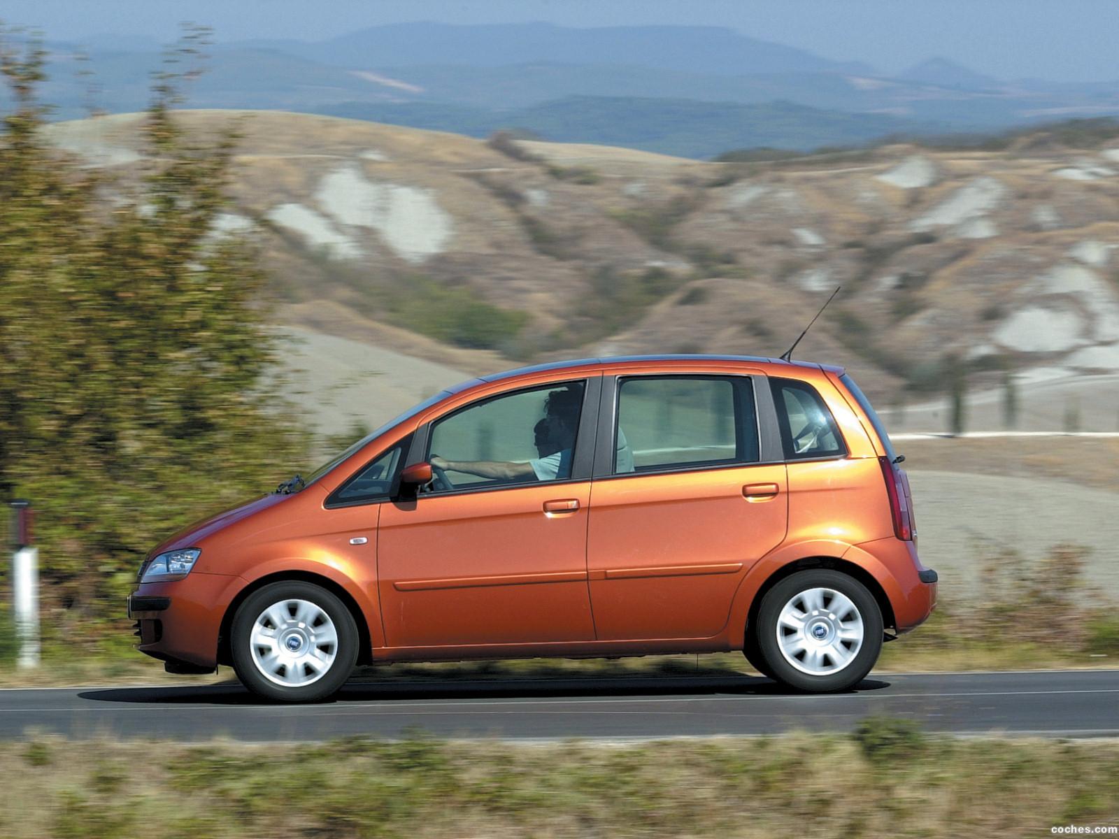 Foto 2 de Fiat Idea 2003
