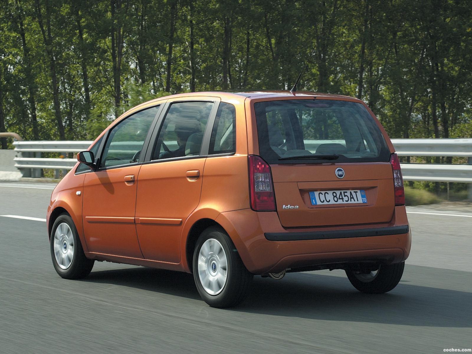 Foto 1 de Fiat Idea 2003
