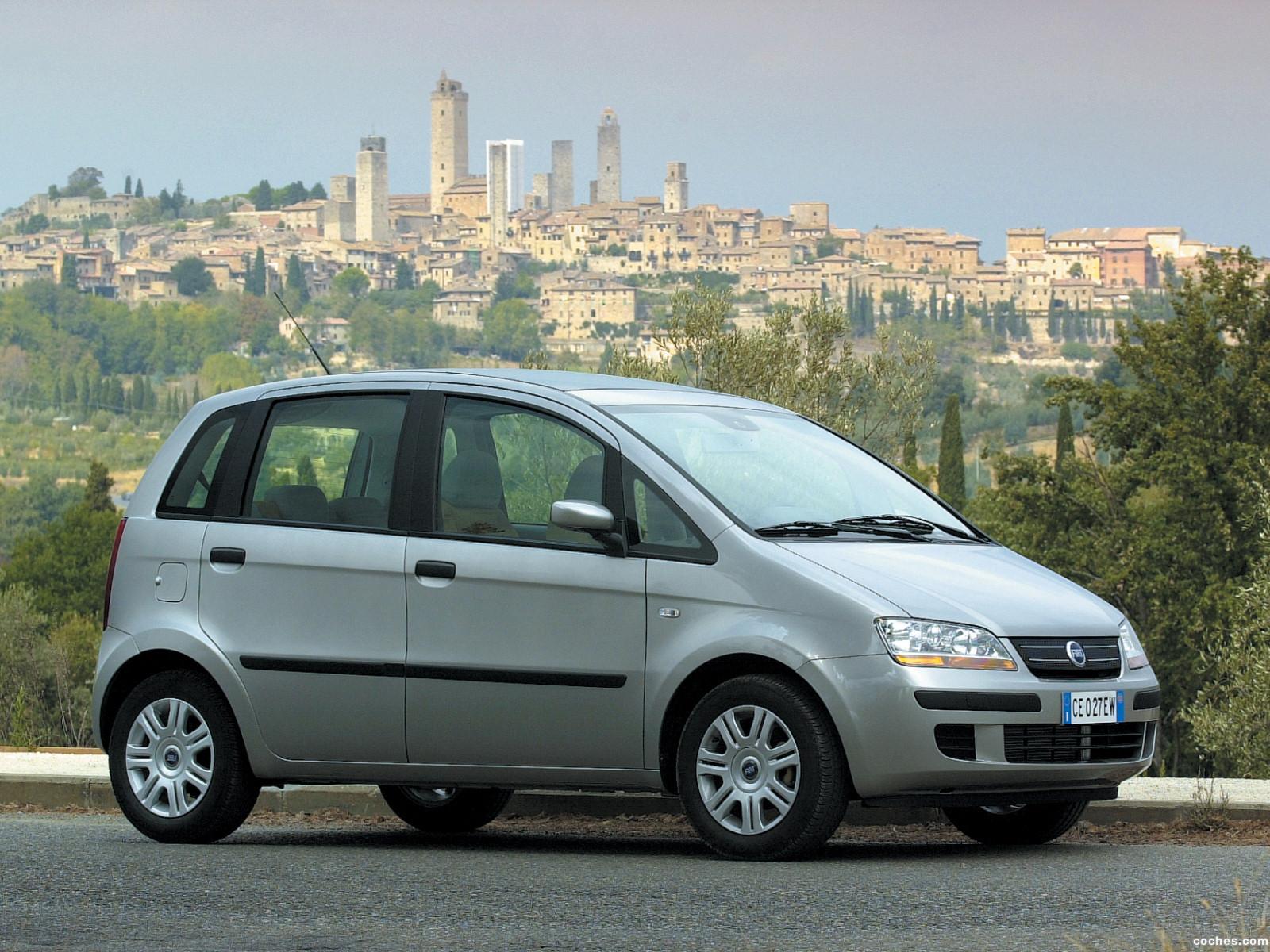 Foto 0 de Fiat Idea 2003