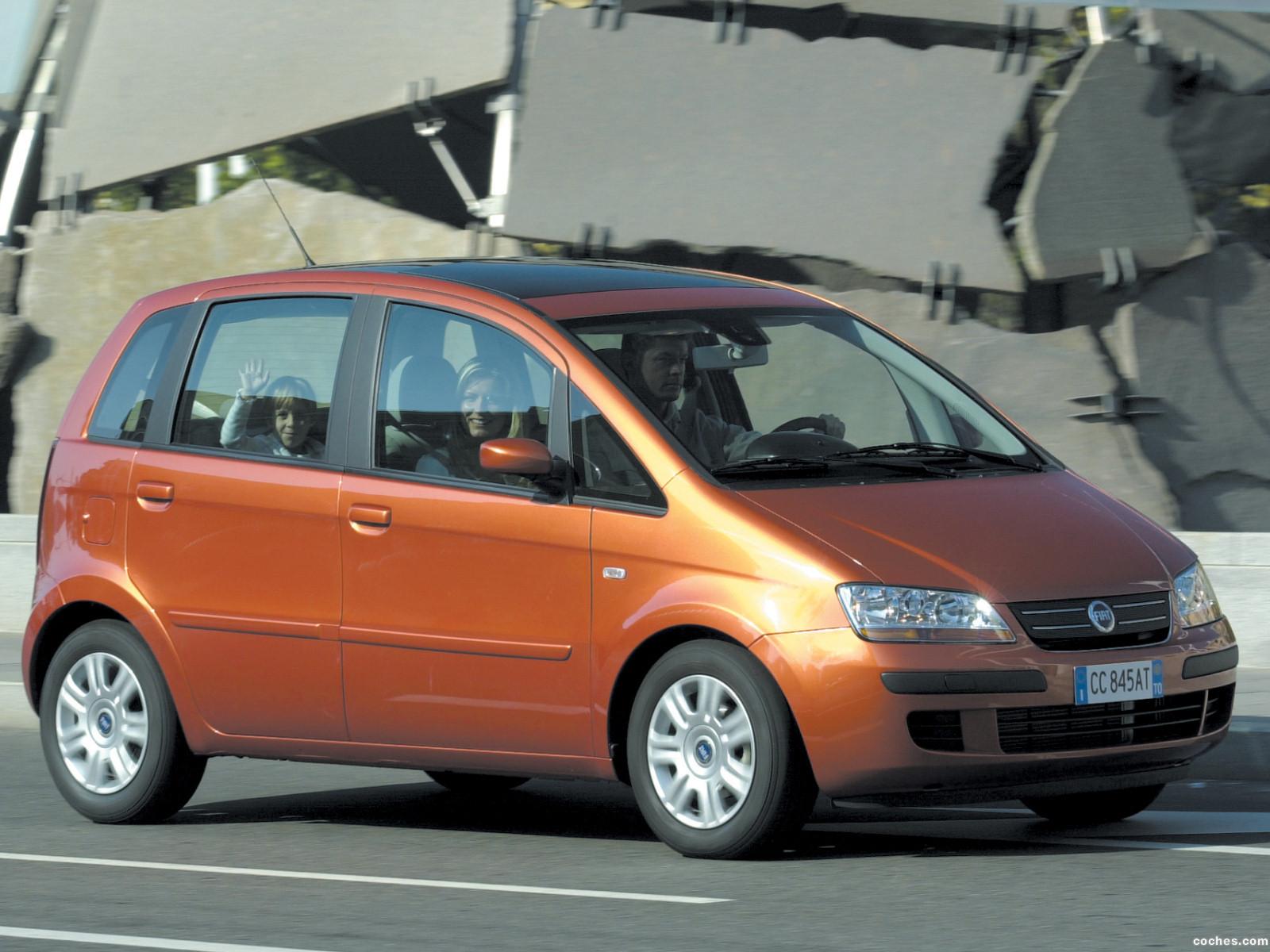 Foto 30 de Fiat Idea 2003