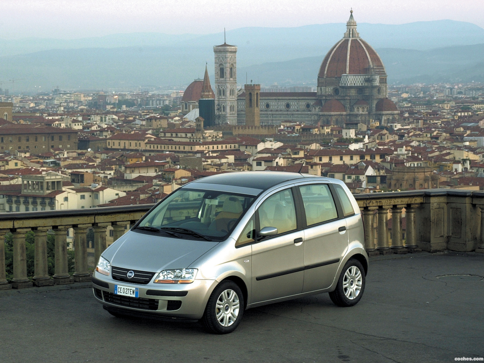 Foto 28 de Fiat Idea 2003