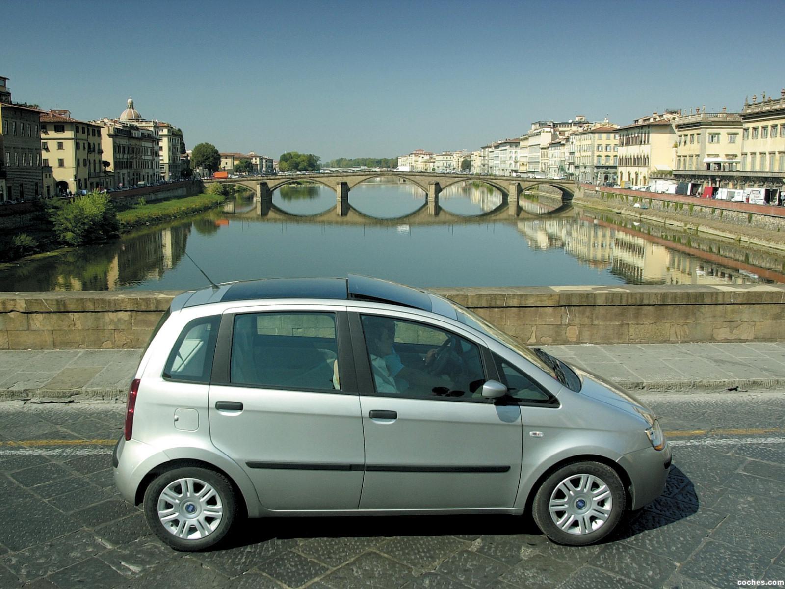 Foto 27 de Fiat Idea 2003