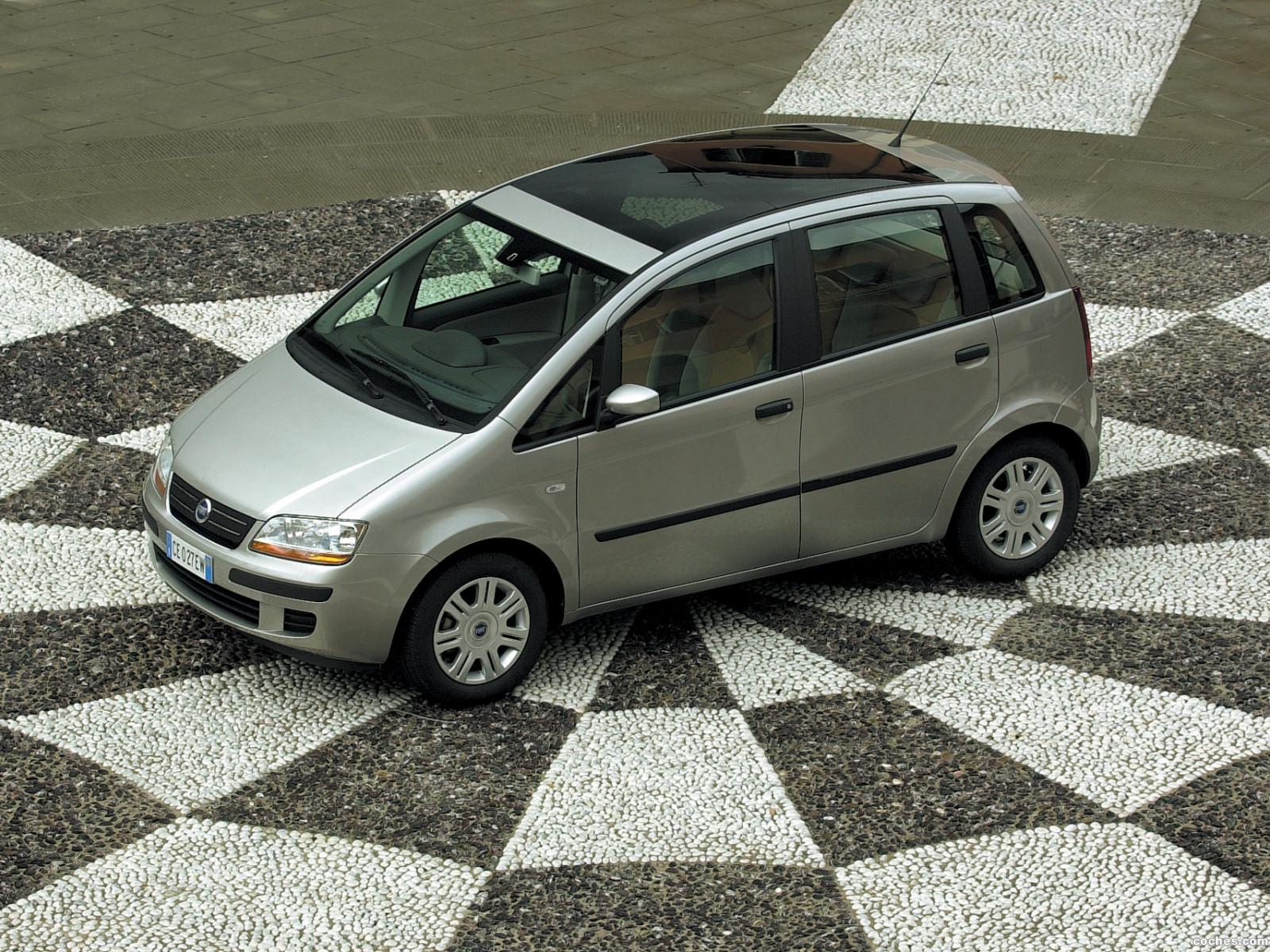 Foto 26 de Fiat Idea 2003