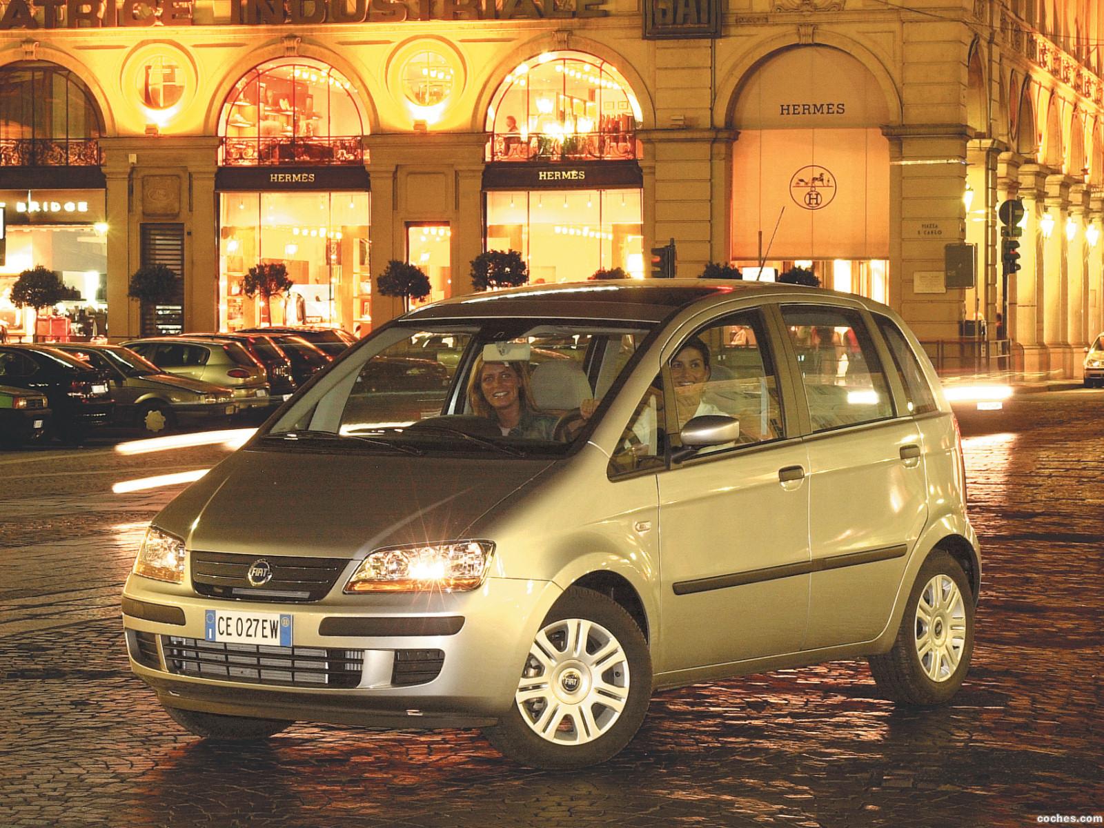 Foto 25 de Fiat Idea 2003