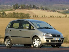 Ver foto 17 de Fiat Idea 2003