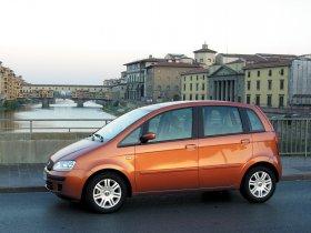 Ver foto 6 de Fiat Idea 2003