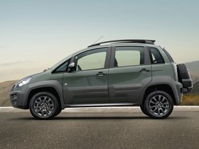 Ver foto 2 de Fiat Idea Adventure Extreme  2016
