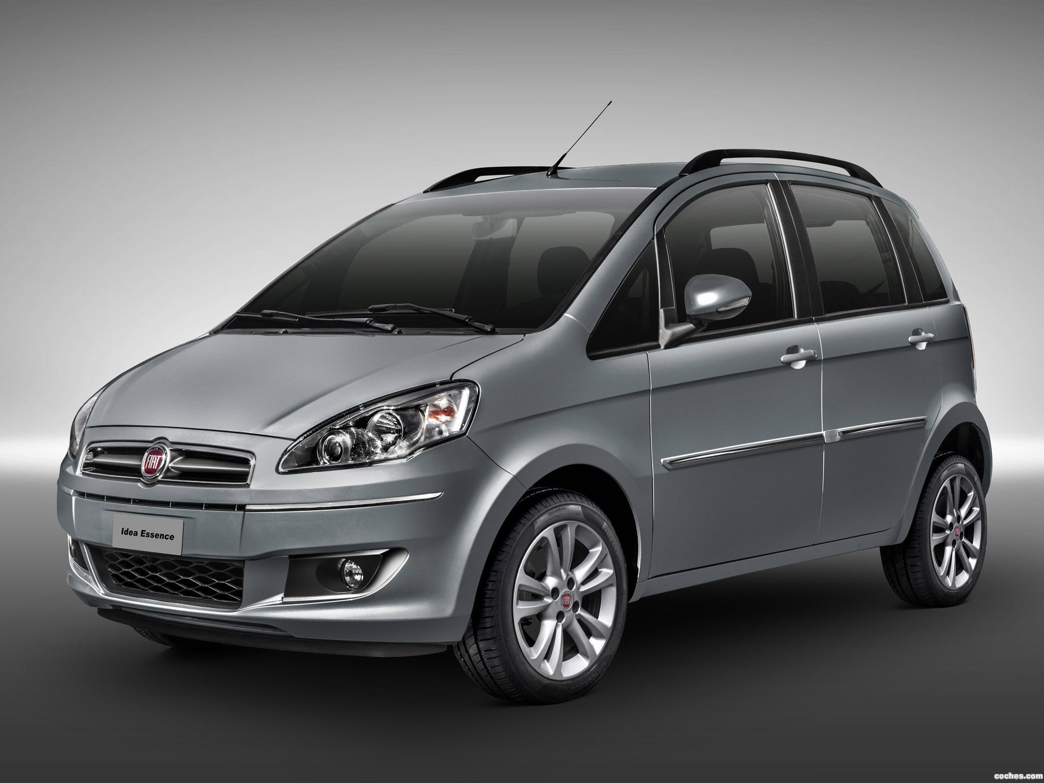Foto 0 de Fiat Idea Essence 350 2013