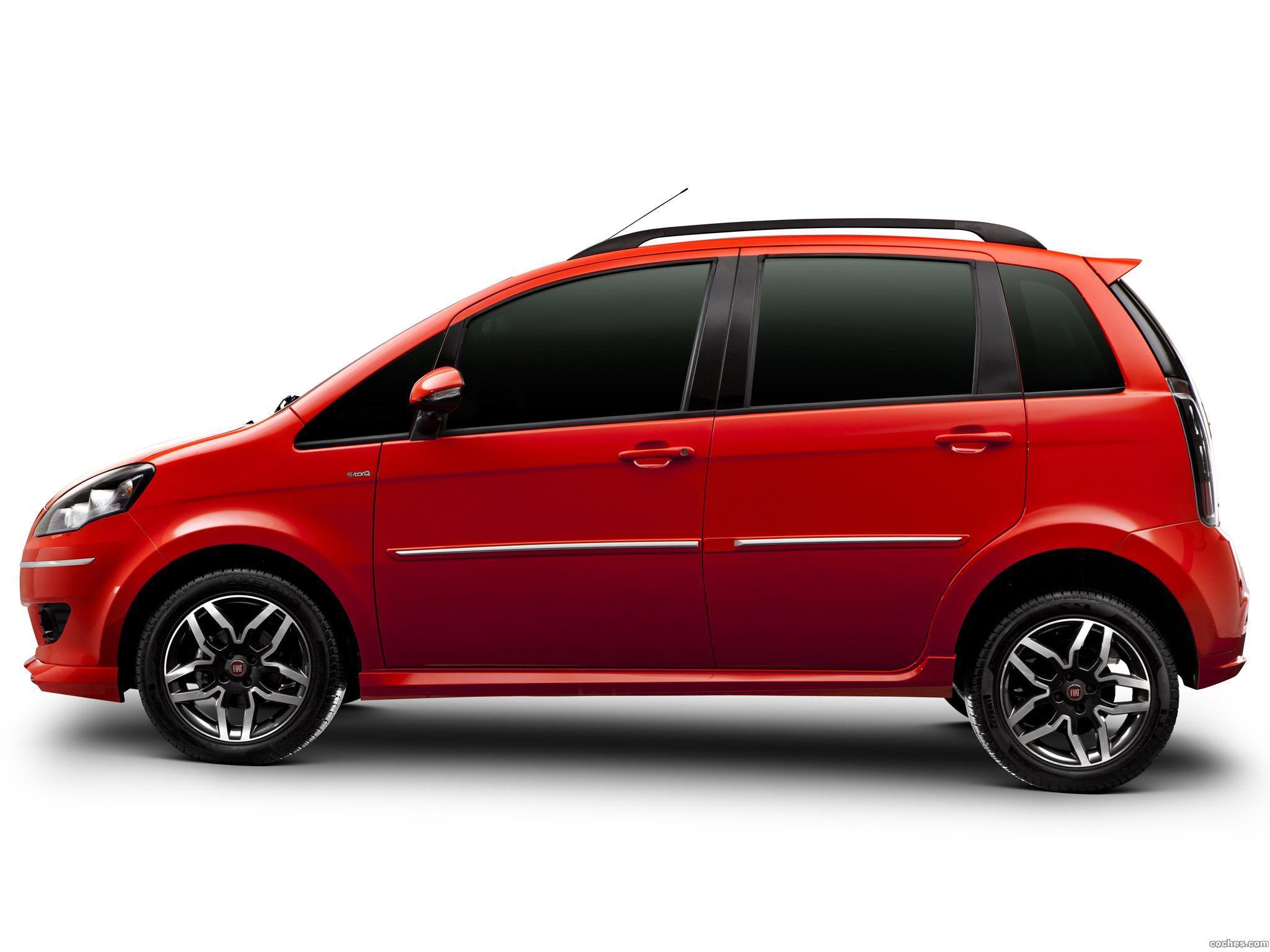 Foto 10 de Fiat Idea Sporting 2010