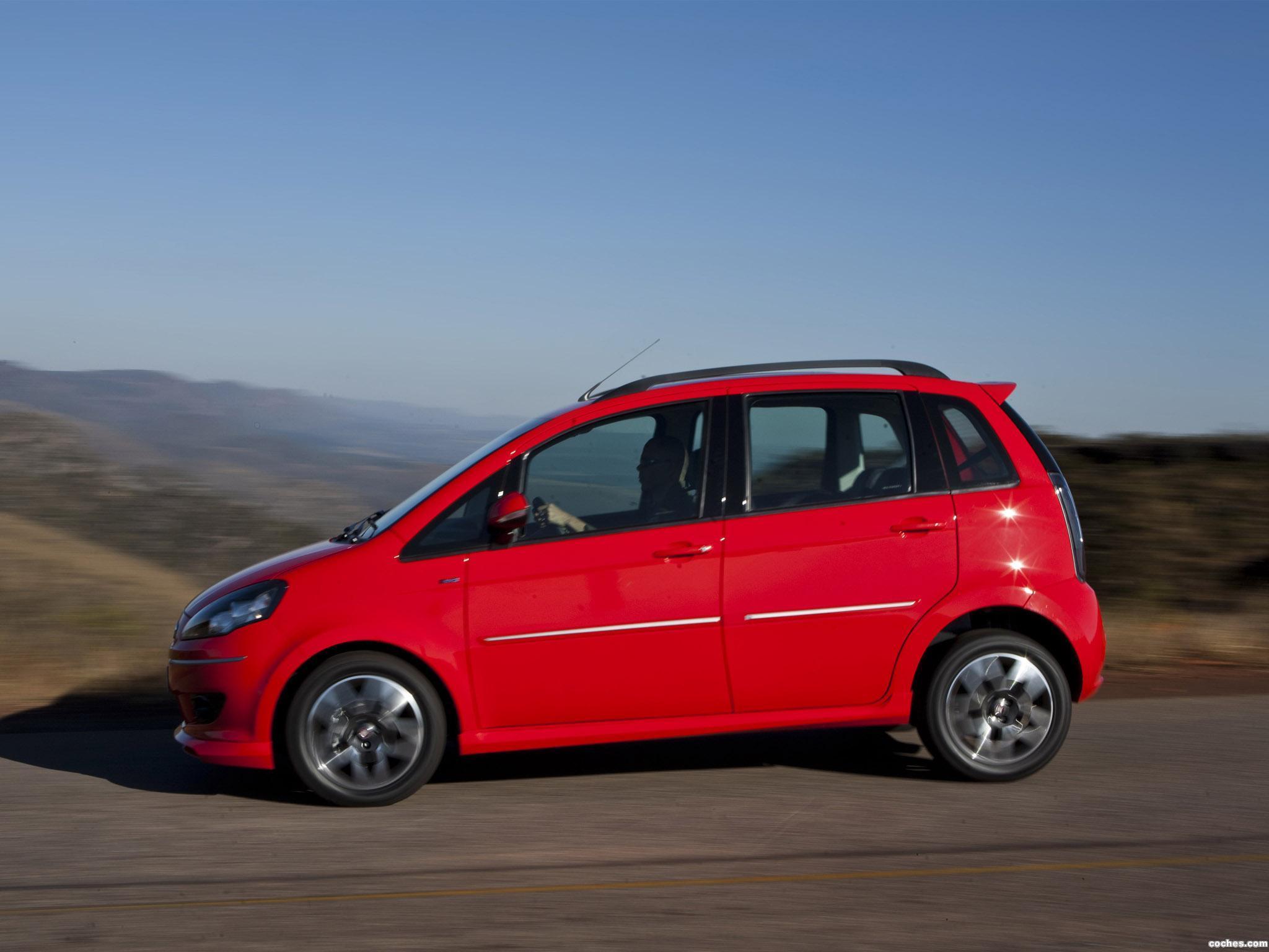 Foto 4 de Fiat Idea Sporting 2010