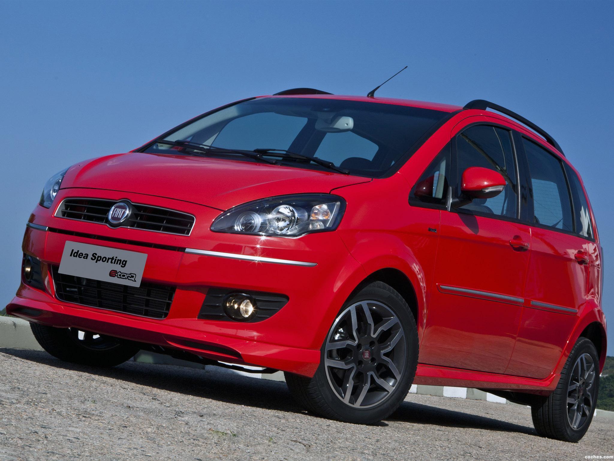 Foto 1 de Fiat Idea Sporting 2010