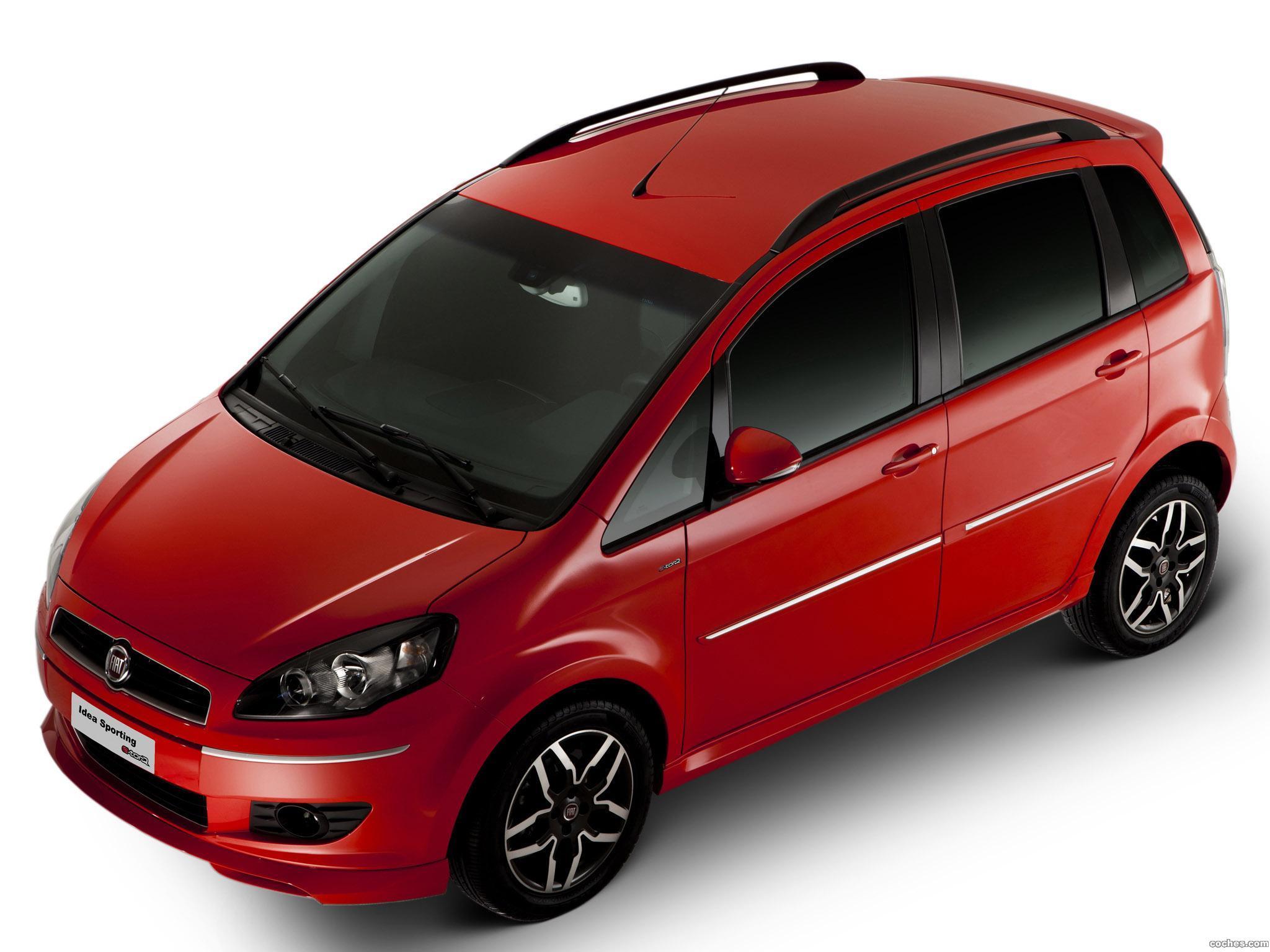 Foto 15 de Fiat Idea Sporting 2010