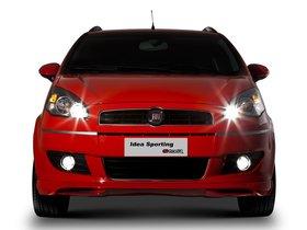 Ver foto 10 de Fiat Idea Sporting 2010