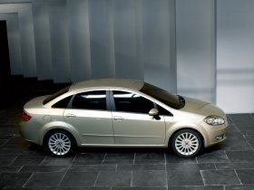 Ver foto 6 de Fiat Linea Dynamic 2007