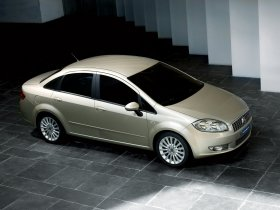 Ver foto 9 de Fiat Linea Dynamic 2007