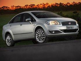 Ver foto 16 de Fiat Linea Brasil 2014