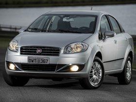 Ver foto 14 de Fiat Linea Brasil 2014
