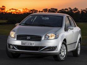 Ver foto 8 de Fiat Linea Brasil 2014