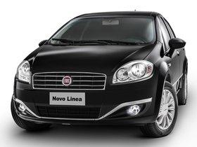 Ver foto 6 de Fiat Linea Brasil 2014