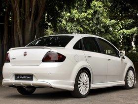 Ver foto 3 de Fiat Linea Monte Bianco Concept 2008