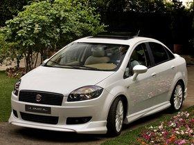Ver foto 2 de Fiat Linea Monte Bianco Concept 2008