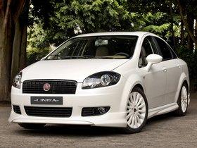 Ver foto 1 de Fiat Linea Monte Bianco Concept 2008