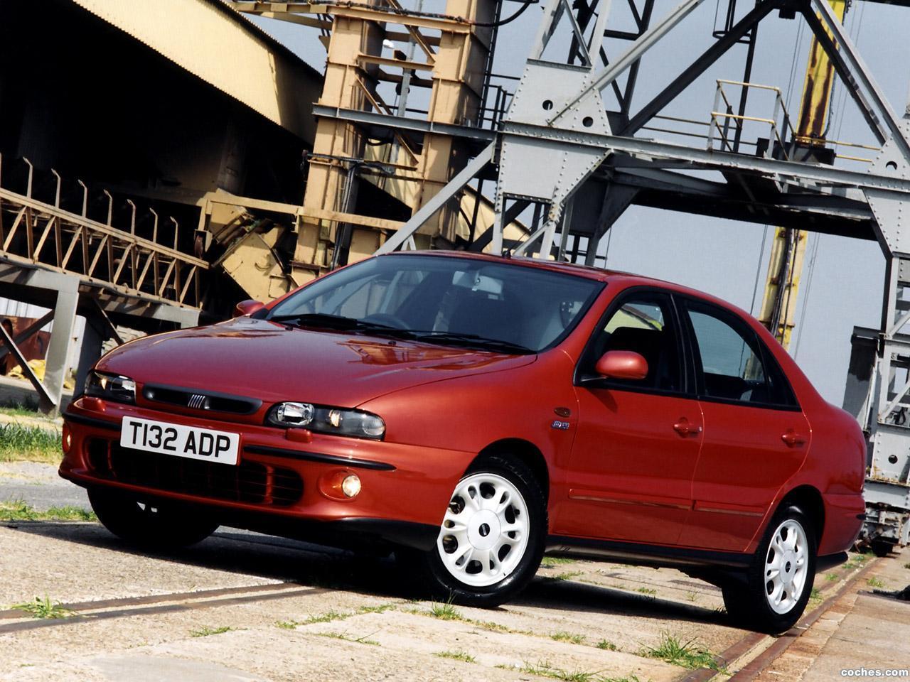 Foto 0 de Fiat Marea UK 1996