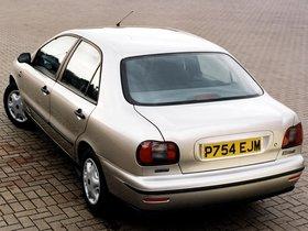 Ver foto 8 de Fiat Marea UK 1996