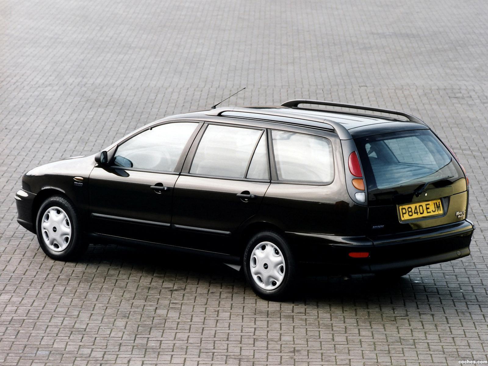 Foto 5 de Fiat Marea Weekend UK 1996