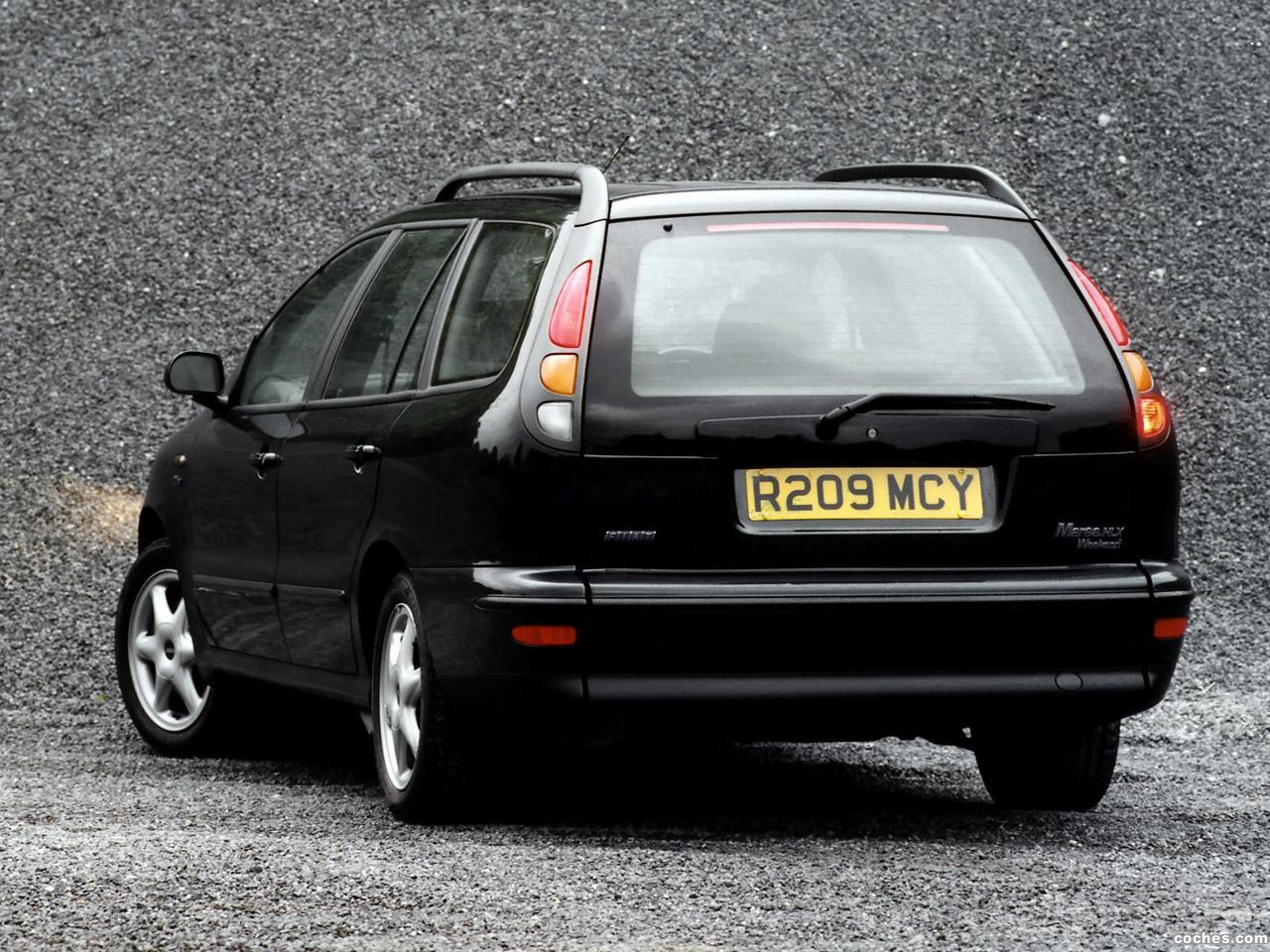 Foto 4 de Fiat Marea Weekend UK 1996
