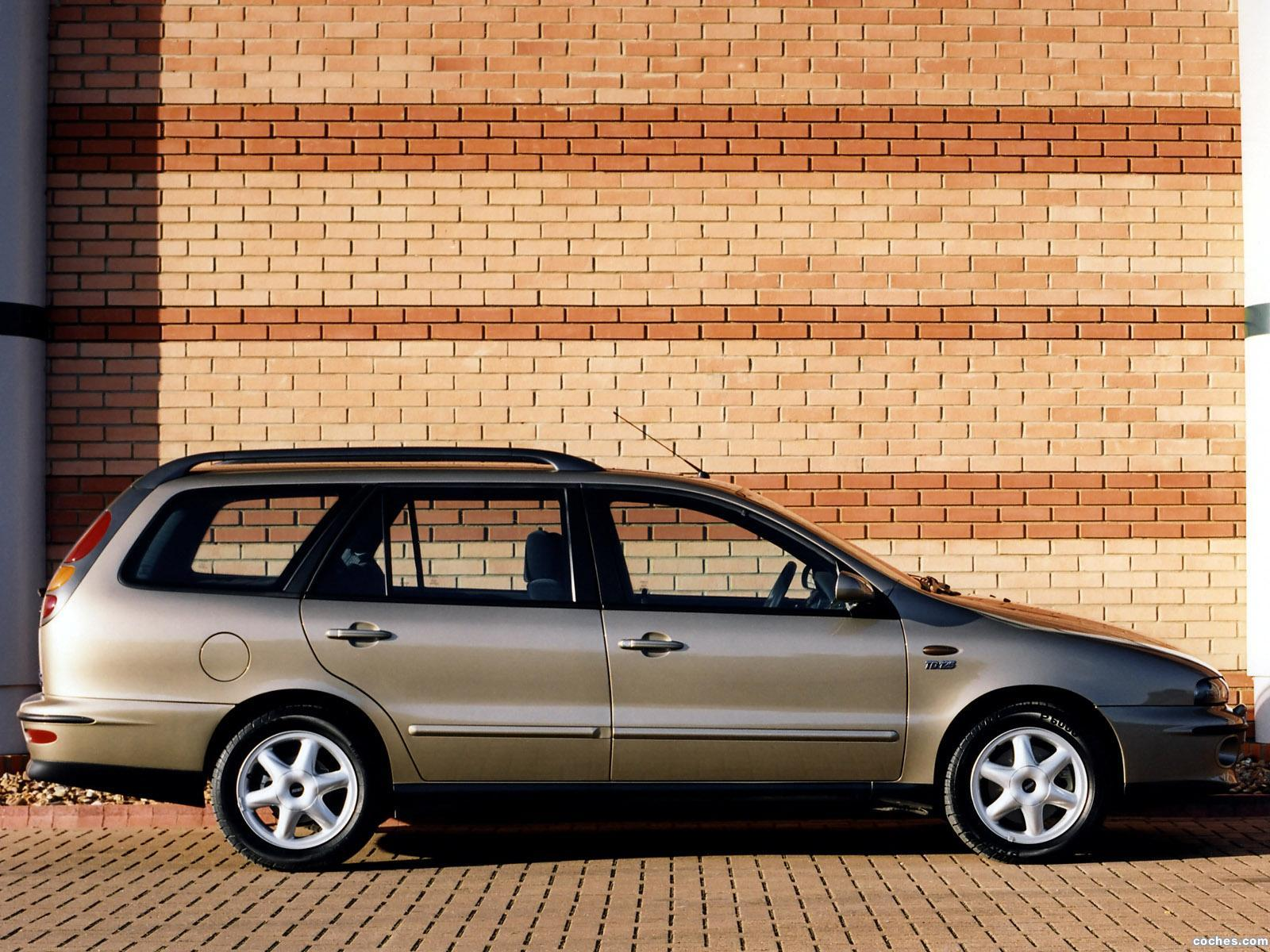 Foto 3 de Fiat Marea Weekend UK 1996