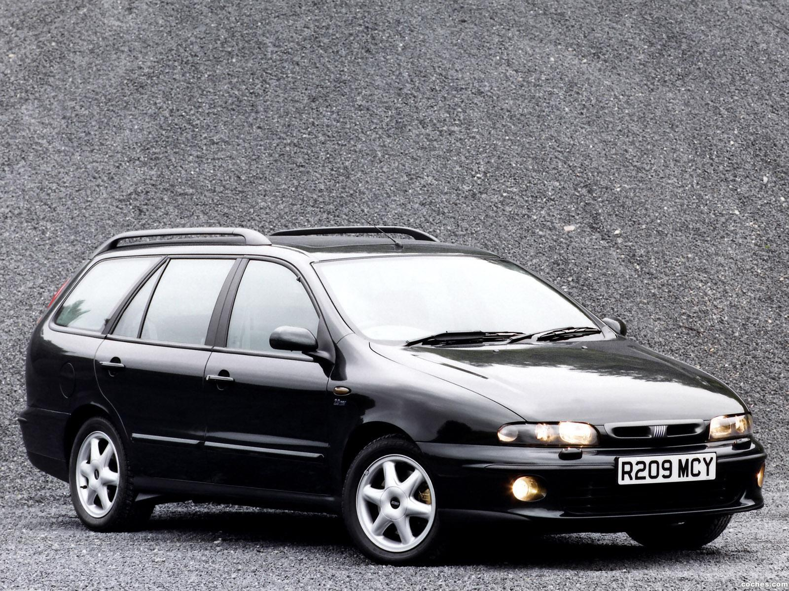 Foto 0 de Fiat Marea Weekend UK 1996