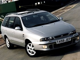 Ver foto 2 de Fiat Marea Weekend UK 1996