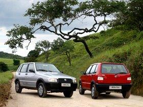 Ver foto 6 de Fiat Mille 5 puertas 2004