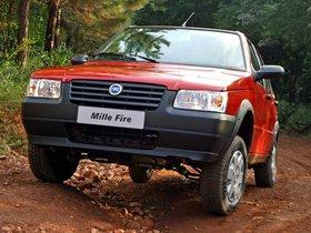 Ver foto 3 de Fiat Mille 5 puertas 2004