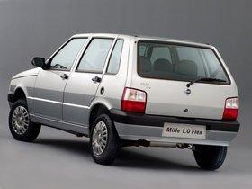 Ver foto 2 de Fiat Mille 5 puertas 2004