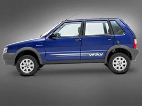 Ver foto 3 de Fiat Mille Way 2006