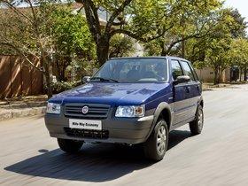 Ver foto 2 de Fiat Mille Way 2006